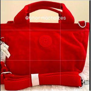 NWT Kipling Sugar S II Color 623 Cayenne Bag